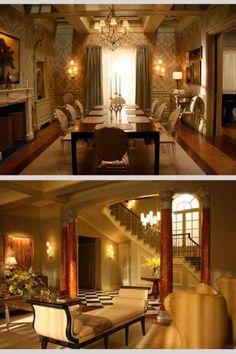 Luxury U0026 Glamour. Einrichten Und WohnenWohnzimmerGossip Girl ...