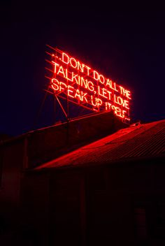 12 Months of Neon Love is formed using lyrical statements borrowed from well-known songs that feature the many configurations of love. Expressions of intimacy, adoration and heartbreak are visually re-presented to an unsuspecting audience going about their everyday lives.