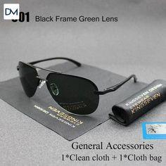 97655d94fc Gafas De Sol Espejo Polarizadas De Calidad DLuxoMode Hombre
