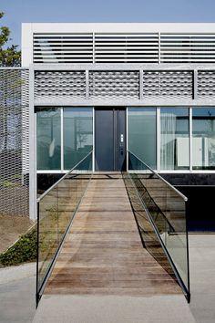 Steel Study House II by Archipelontwerpers