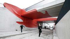 Pijnacker tunnel intervention  /  NIO architecten