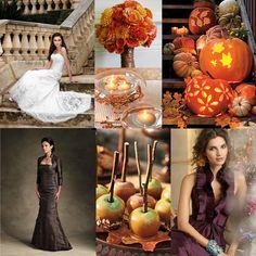 fall wedding color palette   Fall Wedding Colors Fall Wedding Color Scheme