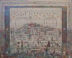 Gross Arnold - Római ünnep Vintage World Maps, Fantasy, Gallery, Art, Art Background, Roof Rack, Imagination, Kunst, Gcse Art