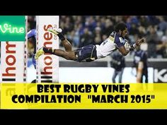 Best Rugby Vines Compilation - Rugby Hits - Vines Ruby Compilation - Vines Sports 2015 - YouTube