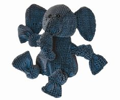 HuggleHounds Durable Squeaky XBrace Construction Magnus the Elephant Dog Toy -- To view further for this item, visit the image link. (This is an affiliate link) Tough Dog Toys, Best Dog Toys, Dog Chew Toys, Pet Toys, Jouet Kong, Homemade Dog Toys, Dog Test, Durable Dog Toys, Interactive Dog Toys