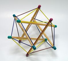intension designs - biotensegrity models