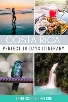 This 10 Days in Costa Rica itinerary offers a little bit of everything from beach to jungle for First Time Visitors #costarica #itinerary Machu Picchu, Amazing Destinations, Travel Destinations, Travel Tips, Travel Guides, Bolivia, Travel Photography, Portrait Photography, Inspiring Photography