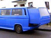 VW-Bus-Heckauszug