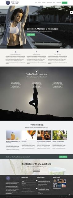 Painting Company Responsive Wordpress Template by Dynamic Template ...