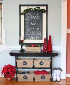 Deck the Halls - Christmas Home Tour