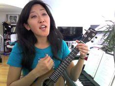 Ring of Fire  | Beginner Ukulele Play-along (with Backbeat Strum)