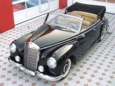 1952 300 Cabriolet Mercedes Benz