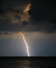 Lake Erie Winds: storms