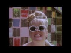 """You're watching the official music video for The - """"Love Shack"""" from the album 'Cosmic Thing'. """"Love Shack"""" reached No. 3 on the Billboard Hot 100 in . Sound Of Music, Kinds Of Music, Good Music, My Music, B 52s, Baby Bangs, Theatre Problems, Music Clips, Billboard Hot 100"""