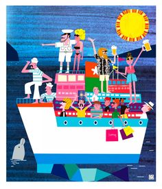 Mikel Casal - Eye Candy Illustration Agency