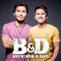 2015 tem novo CD de Bruninho e Davi.