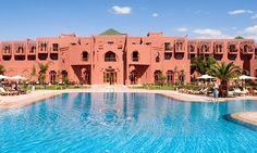 Palm Plaza Marrakech Hôtel & Spa 5* à Marrakech : Vacances 5* en famille à Marrakech: #MARRAKECH 89.00€ au lieu de 402.00€ (78% de…