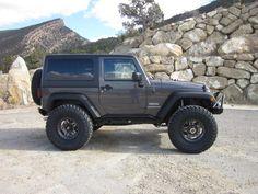 37s on a 2 door - JKowners.com : Jeep Wrangler JK Forum