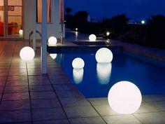 Moonlight Akku-Schwimmleuchte Vollkugel BMWV 750 kaufen im borono Online Shop