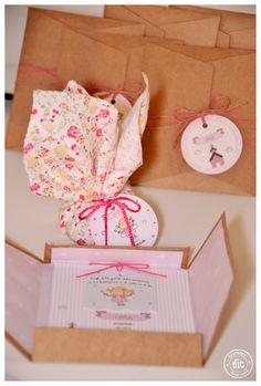 Estampas de Bautismo & Souvenir #niña #angel #cute #nice