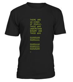 "# Binary computer science funny shirt .  Special Offer, not available in shops      Comes in a variety of styles and colours      Buy yours now before it is too late!      Secured payment via Visa / Mastercard / Amex / PayPal      How to place an order            Choose the model from the drop-down menu      Click on ""Buy it now""      Choose the size and the quantity      Add your delivery address and bank details      And that's it!      Tags: Are you a binary pro? A computer student…"