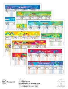 poutre temps imprimable 2018 #imprimable #poutretemps #montessori French School, Microsoft Excel, Periodic Table, Language, Classroom, Science, Teaching, Homeschooling, Explorer