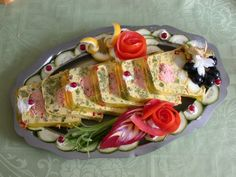 Flans d'asperges au saumon et à l'aneth