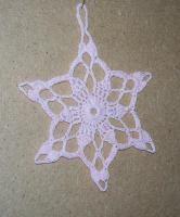 Snowflake group on Crochetville