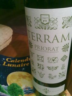 Excellent Priorat QPR, courtesy Vino Artesano of Barcelona, brought to you by www.bodegatours.com