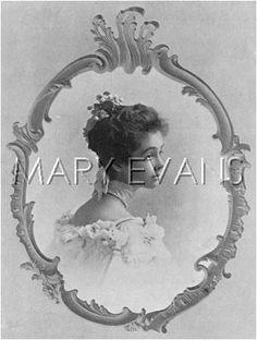 Consuelo Vanderbilt | Consuelo, Duchess of Marlborough (c. 1896).