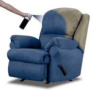 Teinture mobilier tissu en aérosol - Teindre un canapé en tissu, un fauteuil, .... Utilisez SIMPLY SPRAY la teinture pour tissu d'ameublement & mobilier en tissu en bombe / aérosol. - Fun O Fun