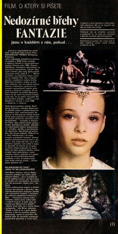 NES Foreign Magazine Clipping Featuring Atreyu & the Empress 7