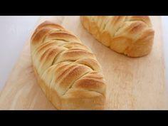 Ghee Bread Loaf 酥油吐司麵包|Apron - YouTube Brioche Bread, Braided Bread, Pan Dulce, Dessert Dishes, Bread Cake, Bread Rolls, How To Make Bread, Sweet Bread, Tray Bakes
