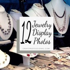 Hundreds of craft display booth photos, tips and tools for creating your own display.