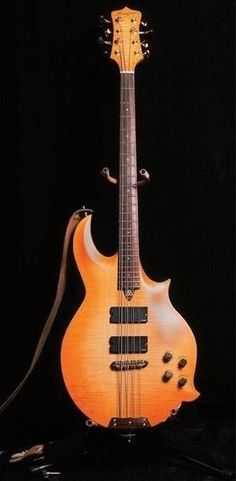 Manson 8-string bass, played by John Paul Jones of Led Zeppelin