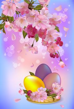 """Photo from album """"Пасха"""" on Yandex. Studio Background Images, Flower Background Wallpaper, Flower Phone Wallpaper, Butterfly Wallpaper, Colorful Wallpaper, Galaxy Wallpaper, Nature Wallpaper, Easter Backgrounds, Pretty Backgrounds"""