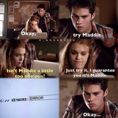 "Teen Wolf S4 Ep9 ""Perishable"" - Lydia and Stiles"