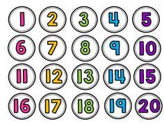 Homework Club board by The Magic of Teaching Preschool Learning Activities, Preschool Classroom, Kids Learning, Homework Club, Number Labels, Student Numbers, Classroom Calendar, Kindergarten Math Worksheets, Learning Numbers