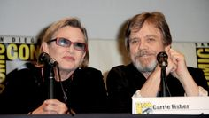 Mark Hamill Gives Funny, Emotional Tribute to Carrie Fisher at 'Star Wars' Celebration | Hollywood Reporter