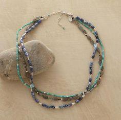 rhapsody necklace - sundance