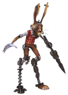 March Hare - American McGee's Alice Wiki - Madness Returns!