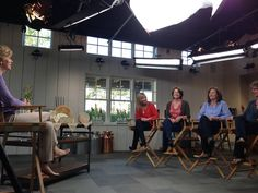 """""""Aged to Perfection"""", aired yesterday on the Today Show, a heartwarming story of how the Giacomini sisters found their dream with Point Reyes Farmstead Cheese. Watch the segment here http://www.youtube.com/watch?v=yiYPDejyxKc  Photo credits facebook.com"""