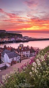 1000 Piece Jigsaws Archives - Whitby Photography Stunningly Beautiful, Beautiful World, Beautiful Scenery, Countryside Village, City Vibe, Garden Steps, Seaside, Sunrise, England
