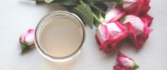 Make rose water