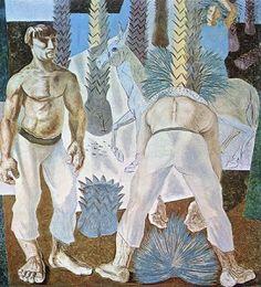 Candido Portinari - Carnaúba - 280 x 248 cm