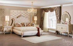 PRAG Lüks Klasik Yatak Odası Takımı