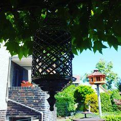 orientalische Lampen, Gartenlampen, Bucher Garten, Berlin Familienblog