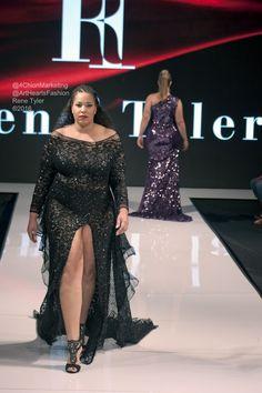 Rene Tyler at #ArtHeartsFashion #LAFW #curves #curvesrule #fashion #model #runway #FW16 #LAFW16 #ArtHeartsFashion #plussize #plussizefashion #lafashionweek