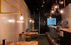 Deli Shop restaurant by Studio DLux Sao Paulo Brazil 05 Deli Shop restaurant by Studio DLux, São Paulo   Brazil