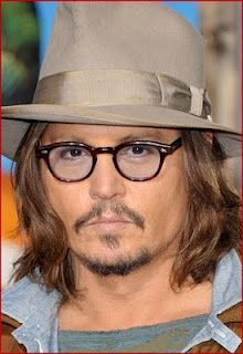 Johnny Depp Voted Hat Person of the Year